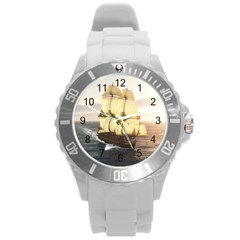 French Warship Plastic Sport Watch (Large)