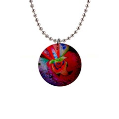 Evol Button Necklace