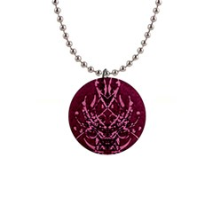 Arel Button Necklace