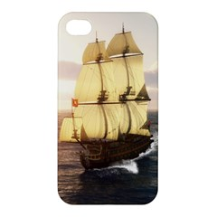 French Warship Apple iPhone 4/4S Premium Hardshell Case