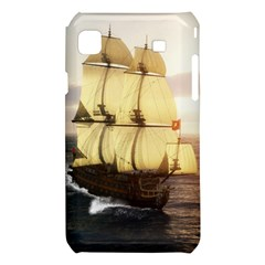 French Warship Samsung Galaxy S i9008 Hardshell Case