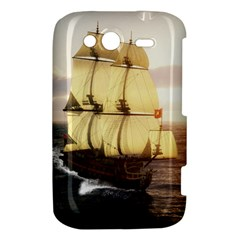French Warship HTC Wildfire S A510e Hardshell Case