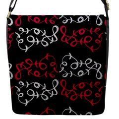 Esdel Flap closure messenger bag (Small)