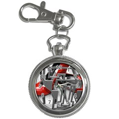 TT RED HEELS Key Chain & Watch