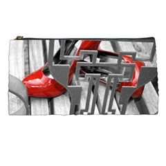 TT RED HEELS Pencil Case