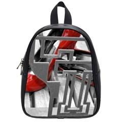 TT RED HEELS School Bag (Small)