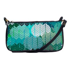 Chevrons Evening Bag