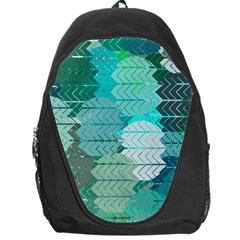 Chevrons Backpack Bag