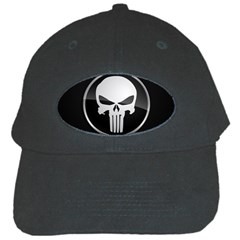 The Punisher Wallpaper  Black Baseball Cap