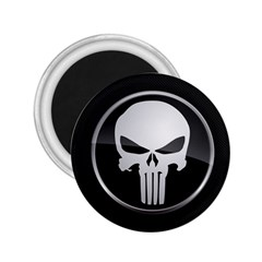 The Punisher Wallpaper  2.25  Button Magnet