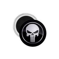 The Punisher Wallpaper  1.75  Button Magnet
