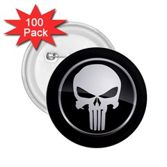 The Punisher Wallpaper  2.25  Button (100 pack)