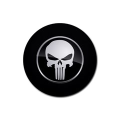 The Punisher Wallpaper  Drink Coasters 4 Pack (round)
