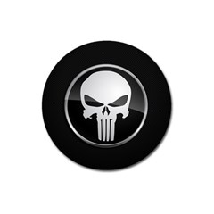 The Punisher Wallpaper  Magnet 3  (Round)