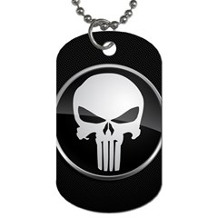 The Punisher Wallpaper  Dog Tag (two Sided)