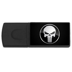 The Punisher Wallpaper  2GB USB Flash Drive (Rectangle)