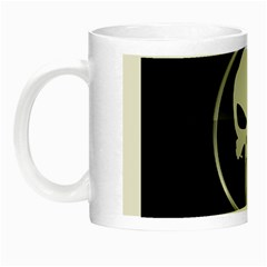 The Punisher Wallpaper  Glow in the Dark Mug