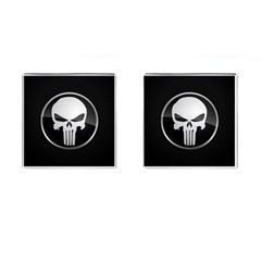 The Punisher Wallpaper  Cufflinks (square)
