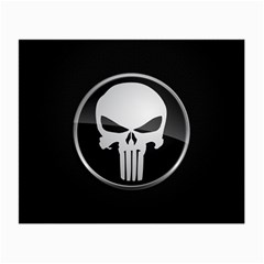 The Punisher Wallpaper  Glasses Cloth (Small, Two Sided)