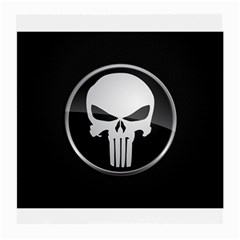 The Punisher Wallpaper  Glasses Cloth (medium)