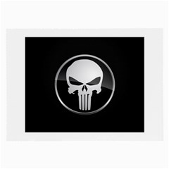 The Punisher Wallpaper  Glasses Cloth (large, Two Sided)