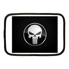 The Punisher Wallpaper  Netbook Case (Medium)