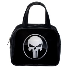 The Punisher Wallpaper  Classic Handbag (One Side)