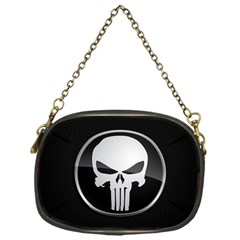 The Punisher Wallpaper  Chain Purse (One Side)