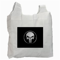 The Punisher Wallpaper  Recycle Bag (One Side)