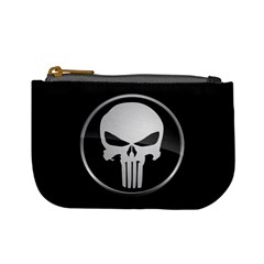 The Punisher Wallpaper  Coin Change Purse