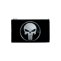 The Punisher Wallpaper  Cosmetic Bag (Small)