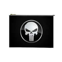The Punisher Wallpaper  Cosmetic Bag (large)