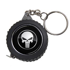 The Punisher Wallpaper  Measuring Tape