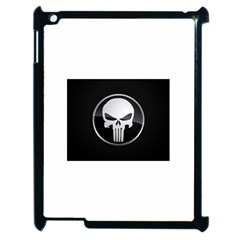 The Punisher Wallpaper  Apple Ipad 2 Case (black)