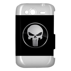 The Punisher Wallpaper  HTC Wildfire S A510e Hardshell Case