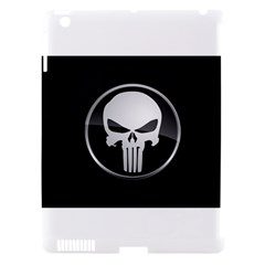 The Punisher Wallpaper  Apple iPad 3/4 Hardshell Case (Compatible with Smart Cover)