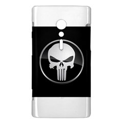 The Punisher Wallpaper  Sony Xperia ion Hardshell Case