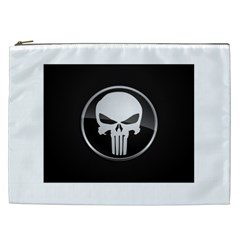 The Punisher Wallpaper  Cosmetic Bag (XXL)