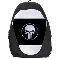 The Punisher Wallpaper  Backpack Bag