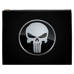 The Punisher Wallpaper  Cosmetic Bag (XXXL)