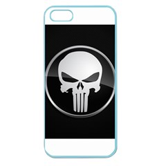 The Punisher Wallpaper  Apple Seamless iPhone 5 Case (Color)
