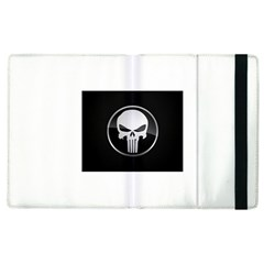 The Punisher Wallpaper  Apple iPad 3/4 Flip Case