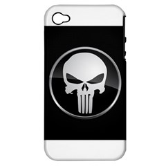 The Punisher Wallpaper  Apple Iphone 4/4s Hardshell Case (pc+silicone)