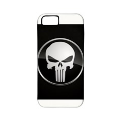 The Punisher Wallpaper  Apple Iphone 5 Classic Hardshell Case (pc+silicone)