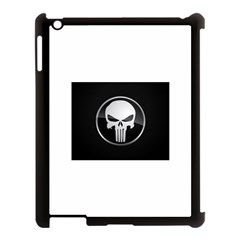 The Punisher Wallpaper  Apple iPad 3/4 Case (Black)