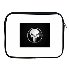 The Punisher Wallpaper  Apple Ipad 2/3/4 Zipper Case