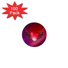 9108 1  Mini Button (100 pack)