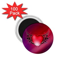 9108 1.75  Button Magnet (100 pack)