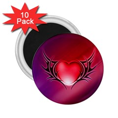 9108 2.25  Button Magnet (10 pack)