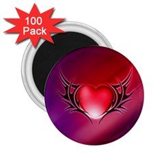 9108 2 25  Button Magnet (100 Pack)